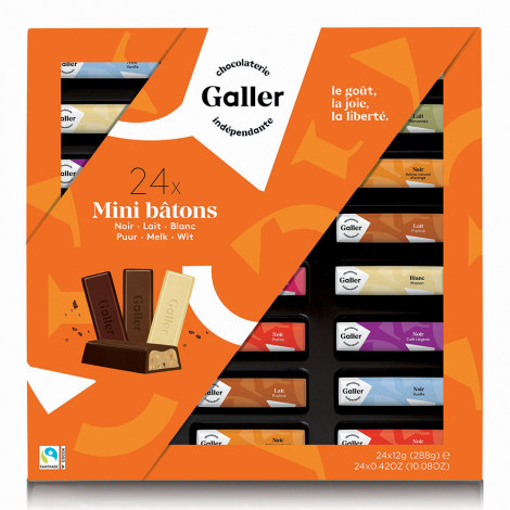 Galler chocolate assortment