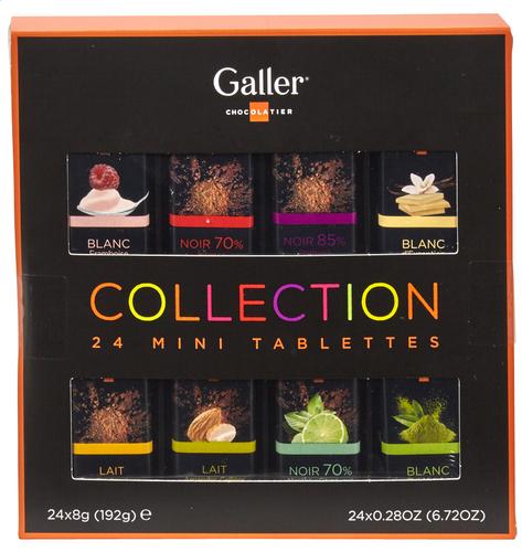 Galler chocolate assortment