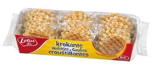 lotus waffles